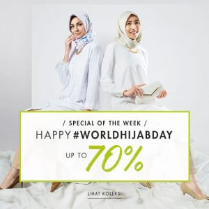 Hijabenka World Hijab Day