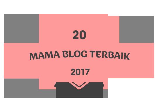 Banners for 20 Mama Blog Terbaik