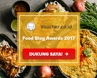 Food Blog Award 2017