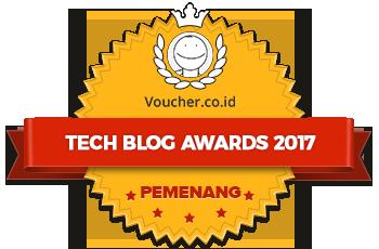 Banners for Tech Blog Awards 2017 – Winners