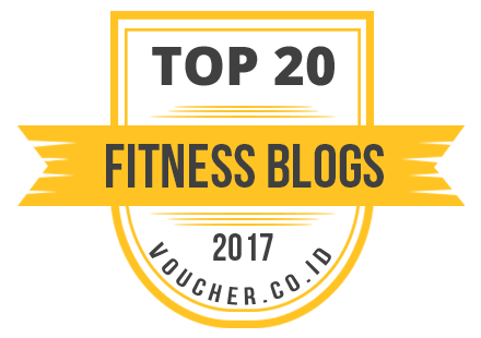 Banners for Top 20 Fitness Blogs