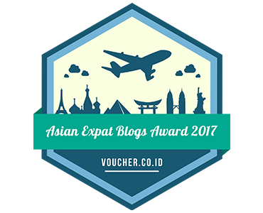 Expat Blog Awards 2017
