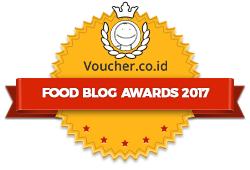 Banners for Food Blog Awards 2017 – participants