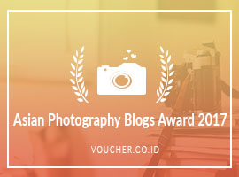 Banners for Photography Blogs Award 2017