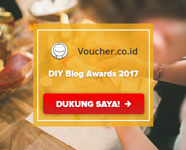 Banners for DIY Blog Awards 2017