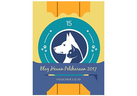 Banners for 15 Blog Hewan Peliharaan 2017