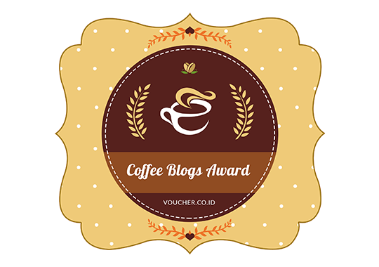 Banners for Coffee Blogs Award