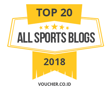 Banners for Top 20 All Sports Blogs 2018