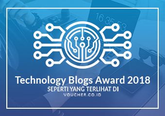 Banners for Technology Blog Awards 2018