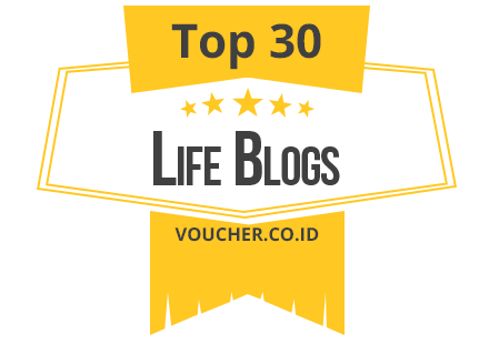 Banners for Top 30 Life Blogs
