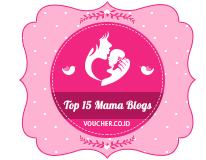Banners for Top 15 Mama Blogs