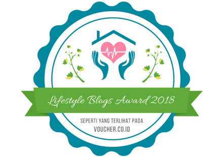 Banners for Lifestyle Blogs Award 2018