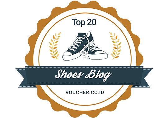 Banners for Top 20 Shoes Blogs