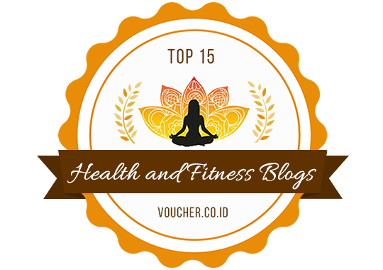 Banners for Top 15 Health and Fitness Blogs