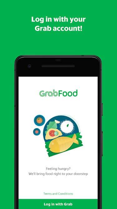 GrabFood App 1