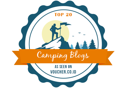Banners for Top 20 Camping Blogs