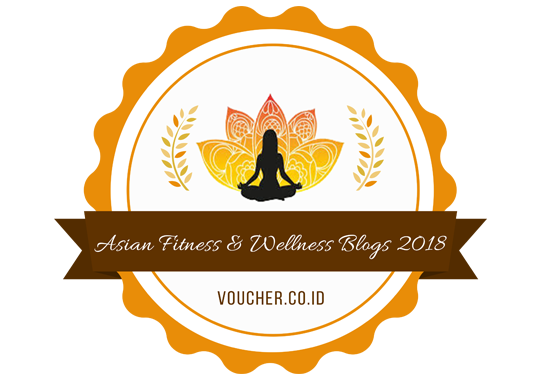 Banners for Asian Fitness & Wellness Blogs 2018