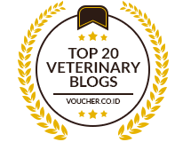 Banners for Top 20 Veterinary Blogs