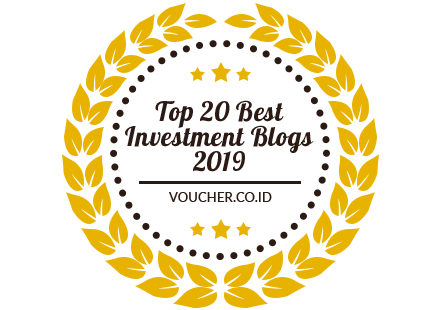 Banners for Top20 Best Investment Blogs 2019