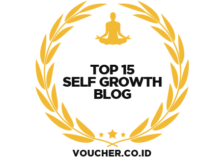 Banners for Top 15 Self Growth Blog