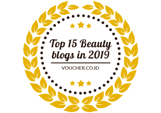 Banners for Top 15 Beauty blogs in 2019