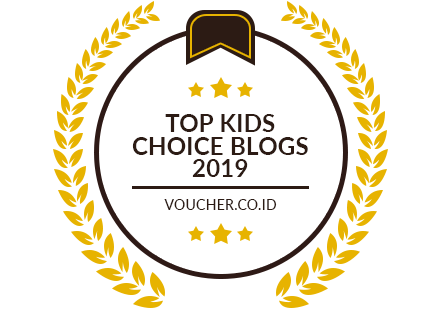 Banners for Top Kids Choice Blogs 2019